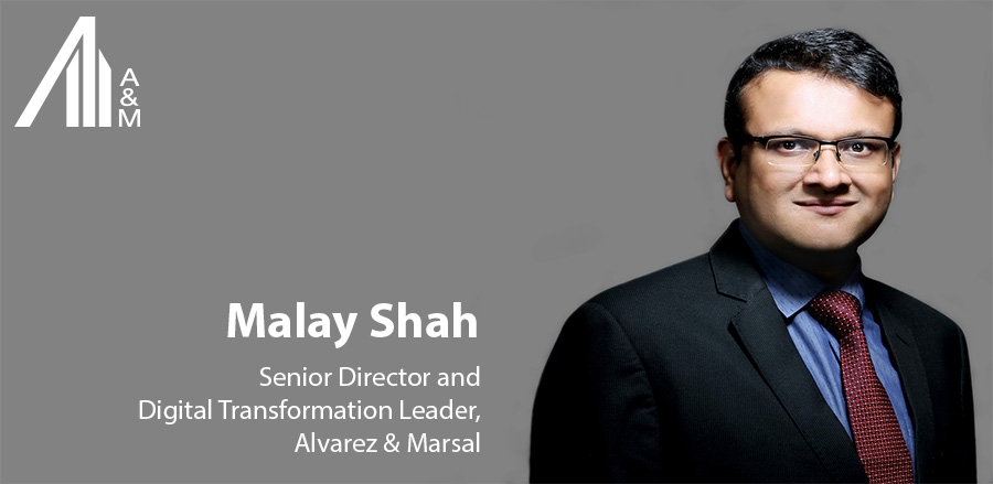 Alvarez & Marsal appoints Malay Shah as Senior Director in India