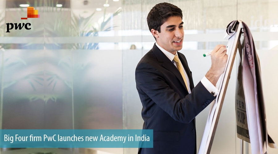 Big Four firm PwC launches new Academy in India