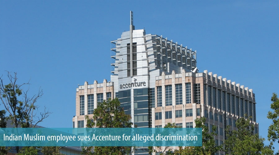 Indian Muslim employee sues Accenture for alleged discrimination