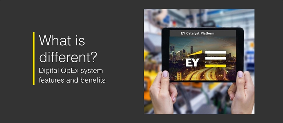 EY Catalyst Platform