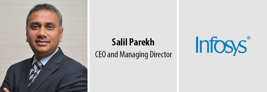 Salil Parekh - CEO and Managing Director of Infosys