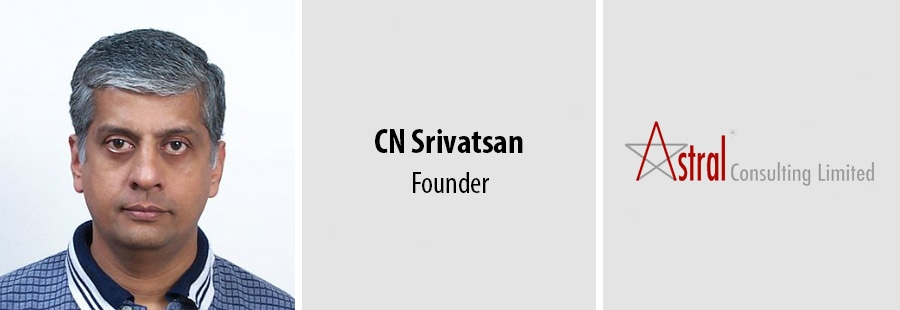 CN Srivatsan - Founder of Astral Consulting Limited