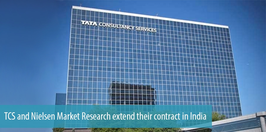TCS and Nielsen Market Research extend their contract in India