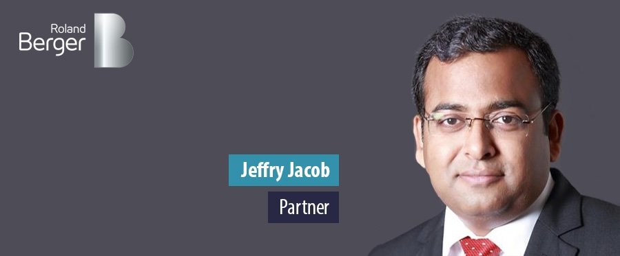 Jeffry Jacob, Partner - Roland Berger