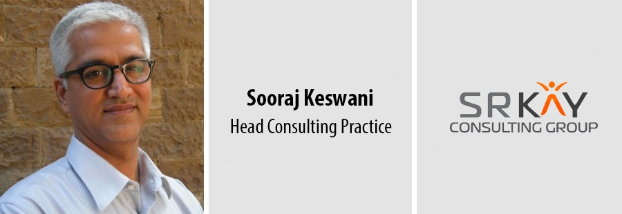 Sooraj Keswani, Head Consulting Practice - SRKAY Consulting Group
