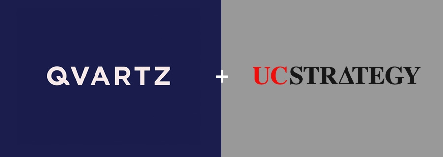 UC Strategy enters strategic alliance with global consulting firm QVARTZ