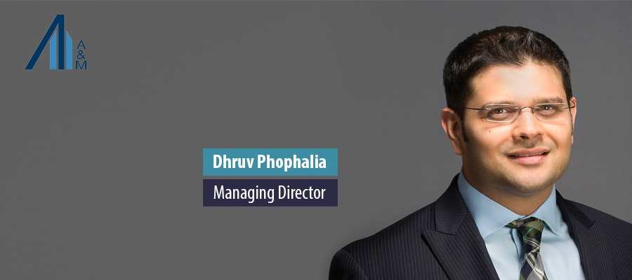 Dhruv Phophalia, Managing Director