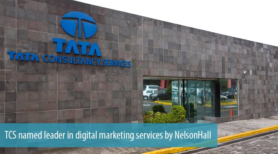 TCS named leader in digital marketing services by NelsonHall
