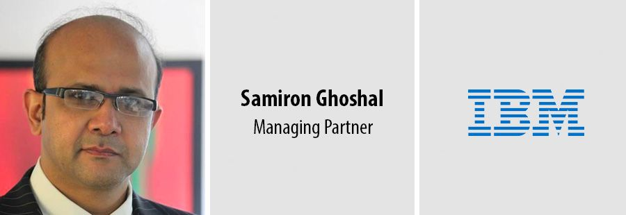 Samiron Ghoshal, Managing Partner - IBM