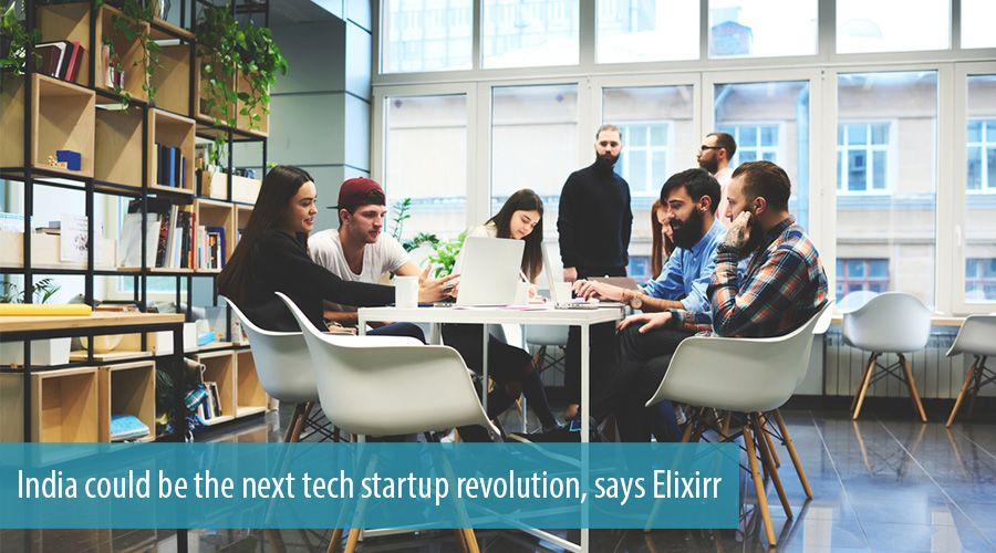 India could be the next tech startup revolution, says Elixirr