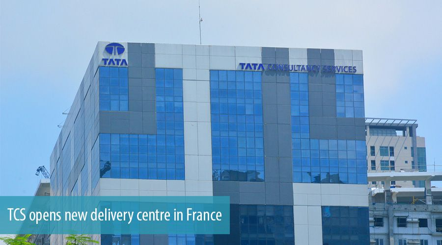 TCS opens new delivery centre in France