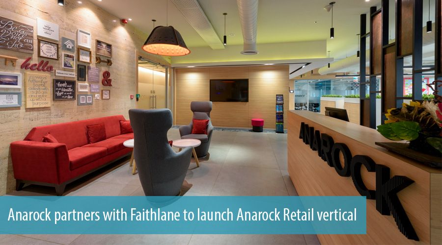 Anarock partners with Faithlane to launch Anarock Retail vertical