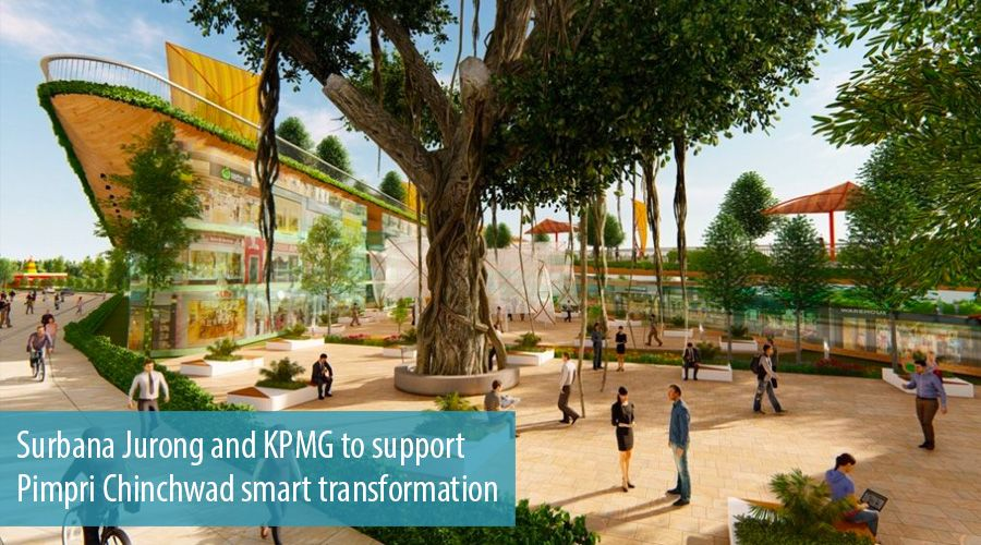 Surbana Jurong and KPMG to support Pimpri Chinchwad smart transformation