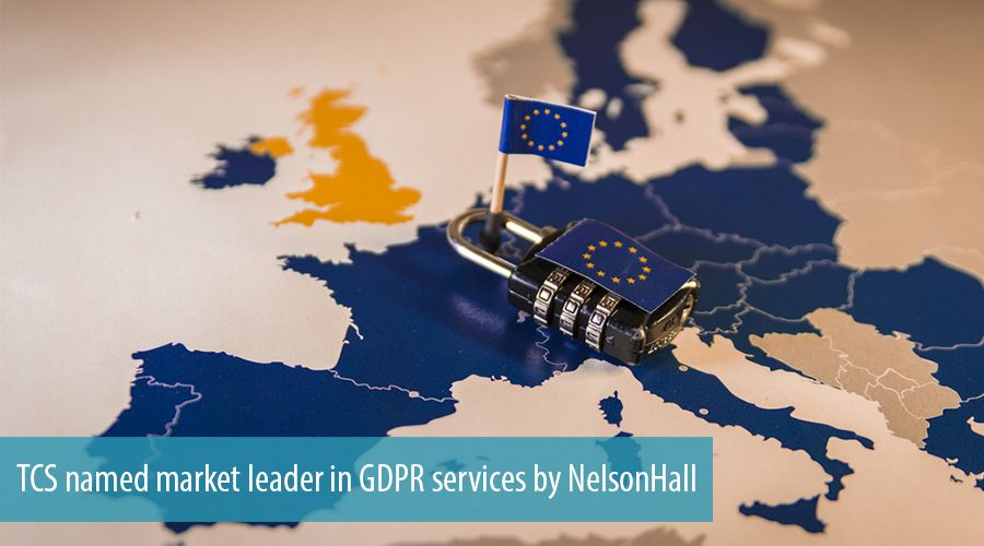 TCS named market leader in GDPR services by NelsonHall