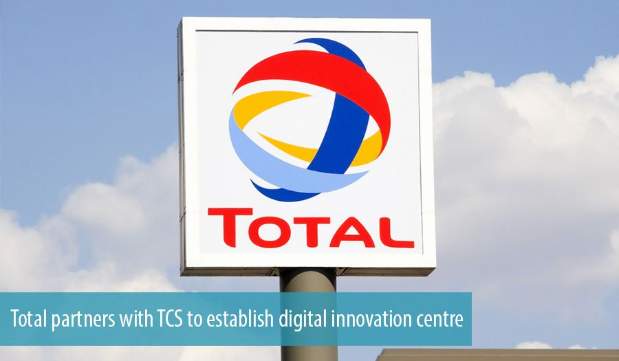 Total partners with TCS to establish digital innovation centres