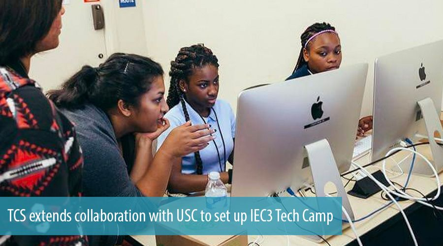 TCS extends collaboration with USC to set up IEC3 Tech Camp