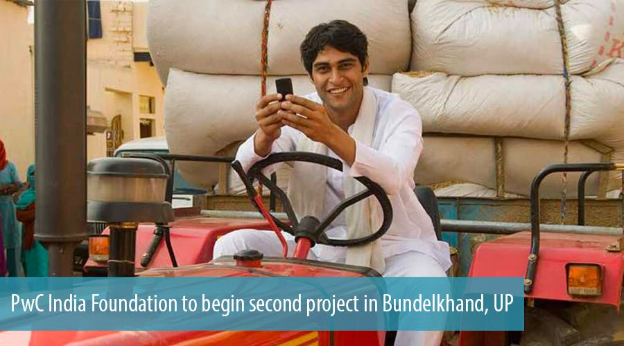 PwC India Foundation to begin second project in Bundelkhand, UP