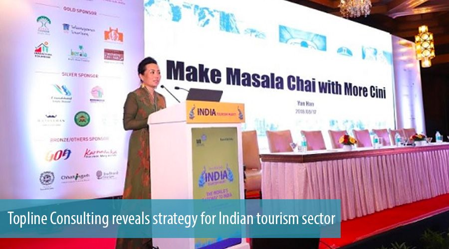 Topline Consulting reveals strategy for Indian tourism sector