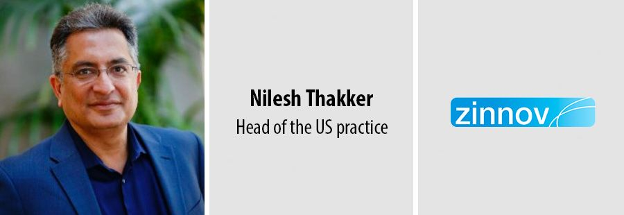 Nilesh Thakker is the new Head of the US practice at Zinnov