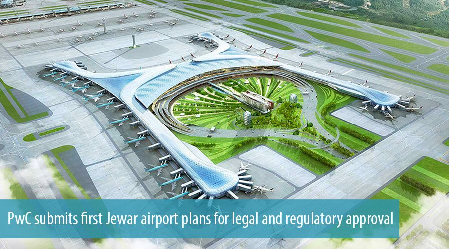 PwC submits first Jewar airport plans for legal and regulatory approval