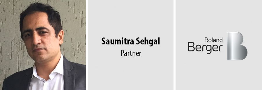 Roland Berger India appoints Saumitra Sehgal as Head of Financial Services