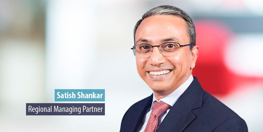 Satish Shankar appointed Managing Partner for APAC at Bain & Company