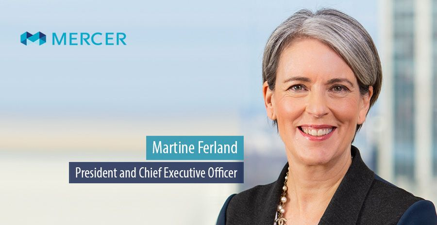 Martine Ferland - CEO at Mercer