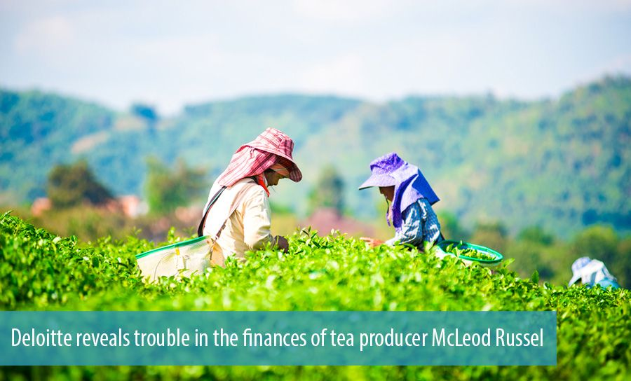 Deloitte reveals trouble in the finances of tea producer McLeod Russel