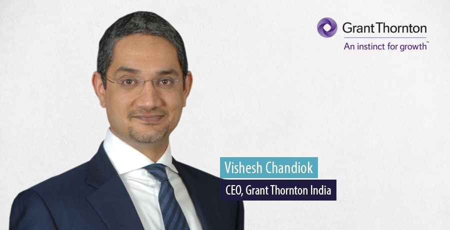Vishesh Chandiok, CEO Grant Thornton India