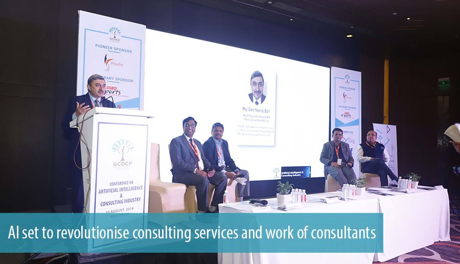 AI set to revolutionise consulting services and work of consultants