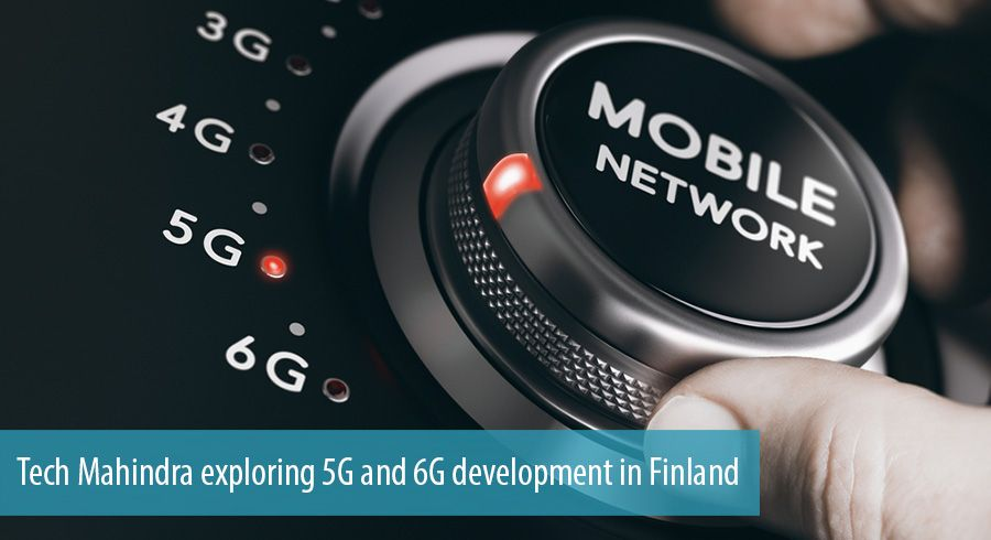 Tech Mahindra exploring 5G and 6G development in Finland