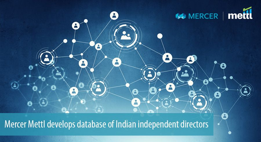 Mercer Mettl develops database of Indian independent directors