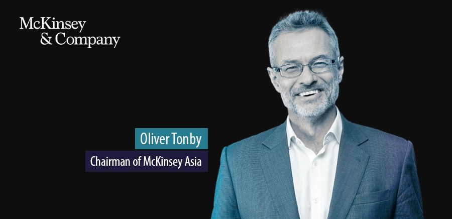 Oliver Tonby, Chairman of McKinsey Asia