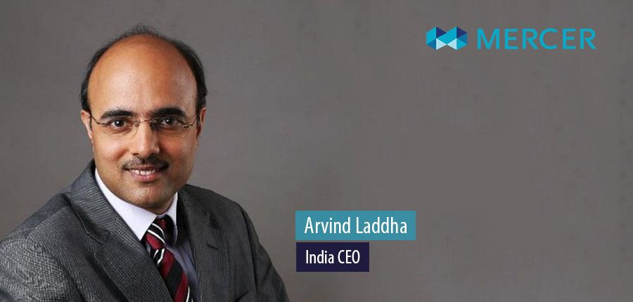 Arvind Laddha, CEO Mercer India