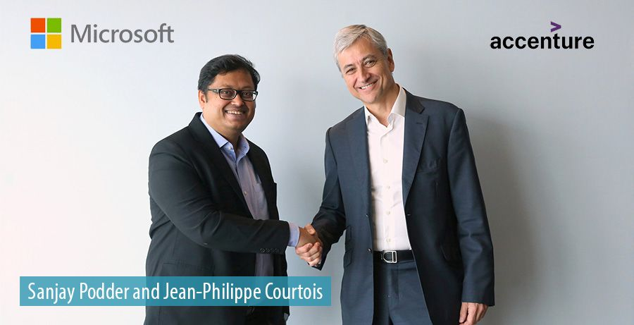 Sanjay Podder and Jean-Philippe Courtois
