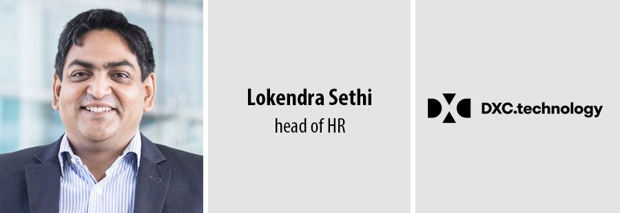Lokendra Sethi appointed head of HR for DXC Technology India
