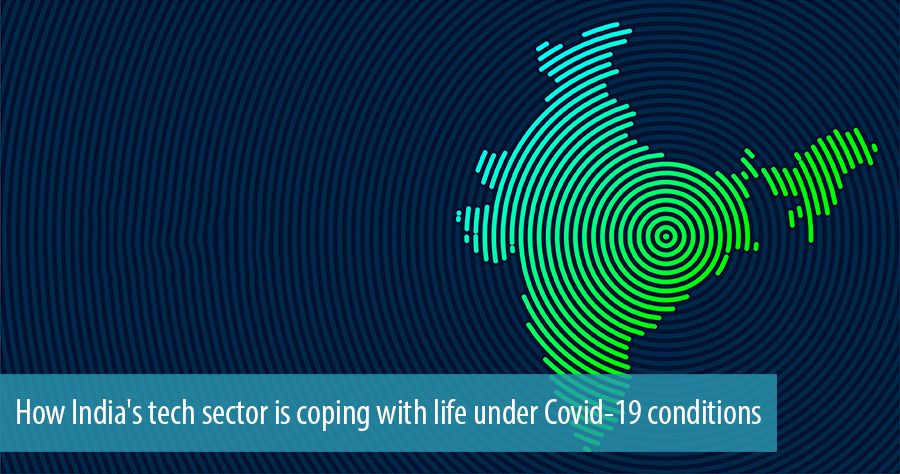 How India's tech sector is coping with life under Covid-19 conditions