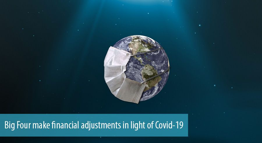 Big Four make financial adjustments in light of Covid-19