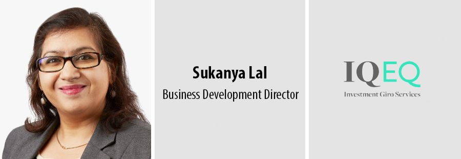 Sukanya Lal, Business Development Director, IQEQ