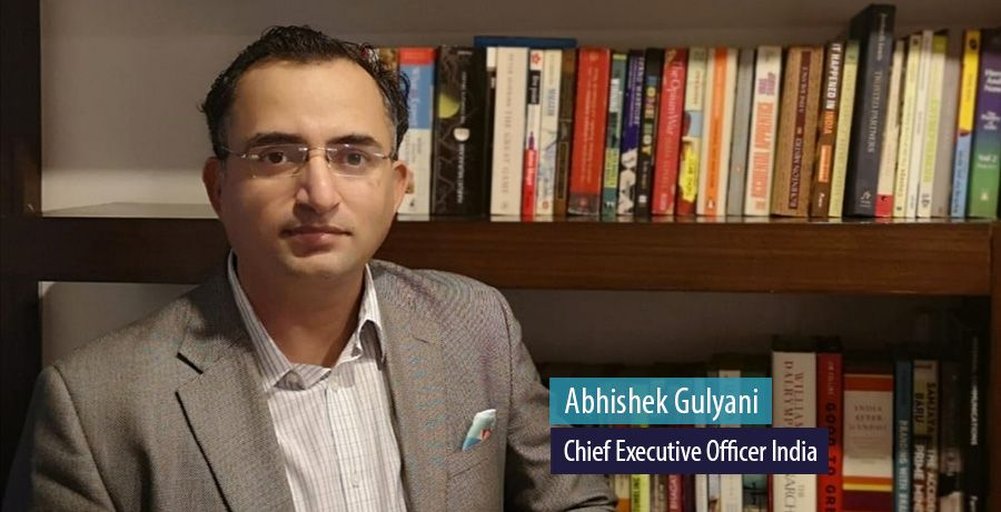 Abhishek Gulyani, Chief Executive Officer India, Hill+Knowlton Strategies