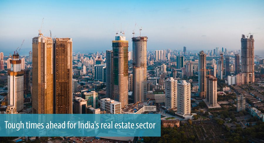 Tough times ahead for India's real estate sector