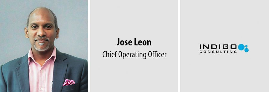 Jose Leon, COO at Indigo Consulting