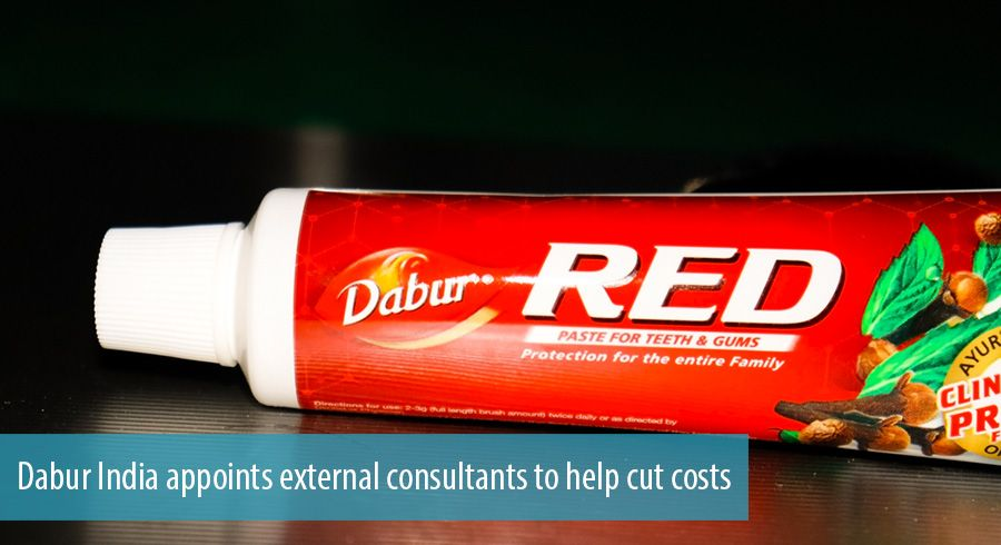 Dabur India appoints external consultants to help cut costs