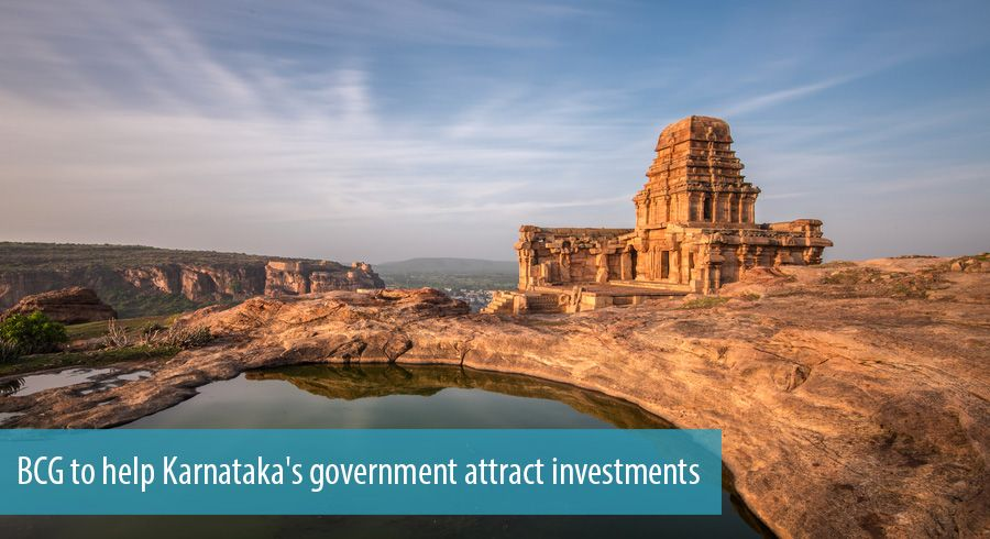 BCG to help Karnataka's government attract investments