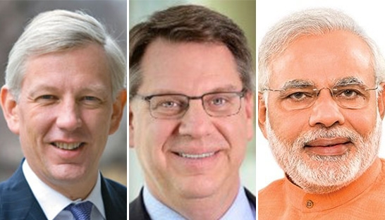 Dominic Barton and Rich Lesser agree on India outlook