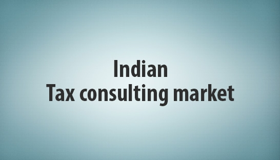 Rapid growth forecast for Indian tax consulting market