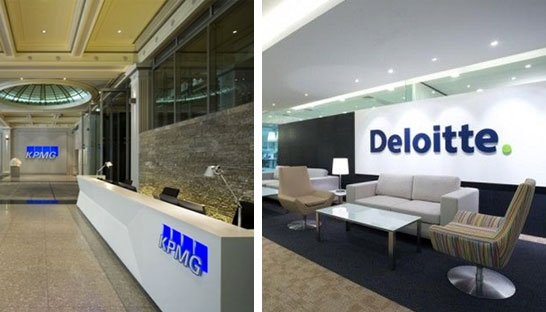 KPMG and Deloitte acquire M&A and tax practices of BMR