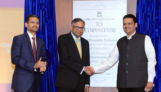 TCS inaugurates new delivery centre in Mumbai for 30,000 employees