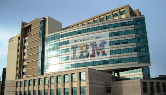 India displaces the US as home of IBM's largest workforce