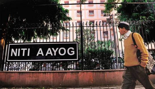 NITI Aayog to regulate consulting activity for India's public sector